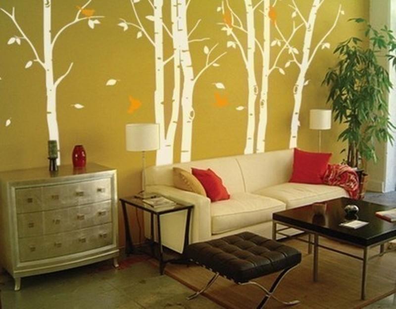Декор стен в квартире своими руками фото 13