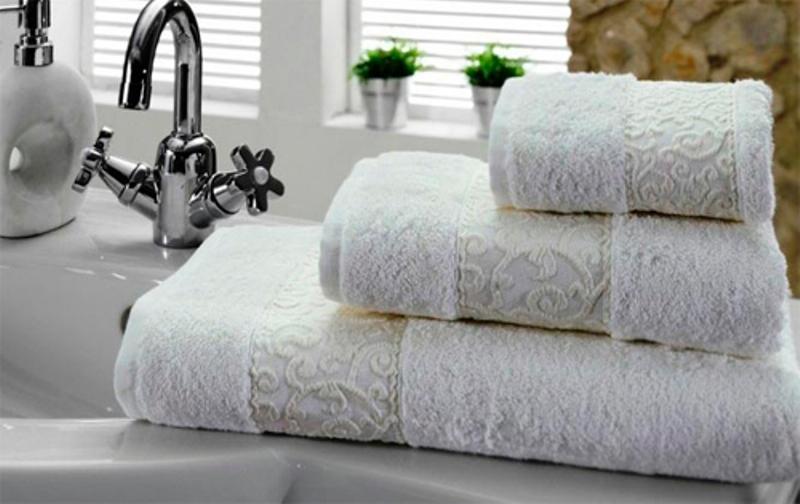 Красивые аксессуары для ванной