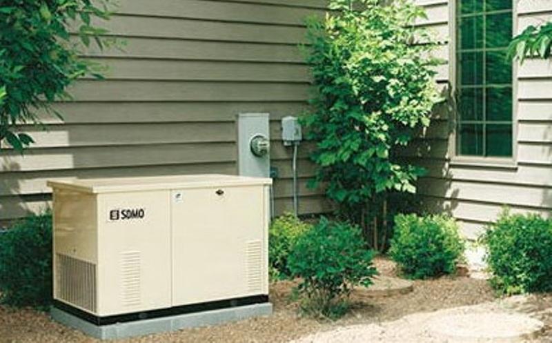 генератор для дома или дачи