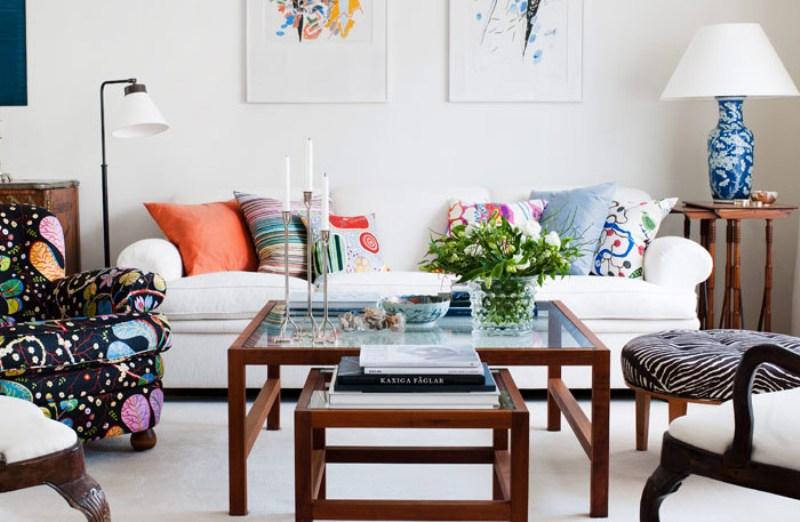 весенний интерьер квартиры