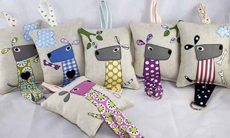 декоративную подушку своими руками