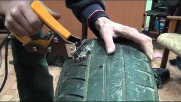 обрезка шин для септика