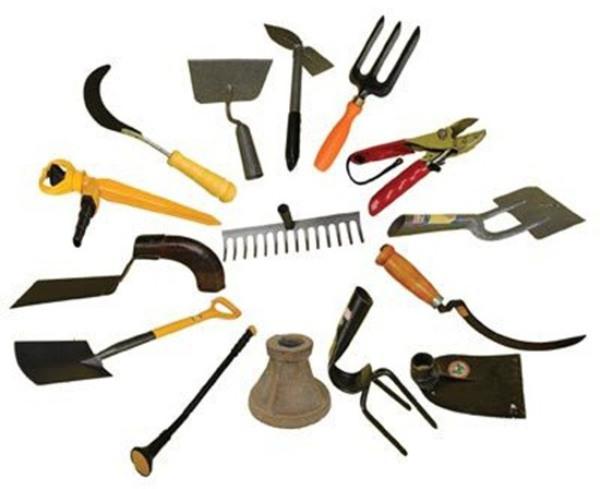 Инструменты для посадки